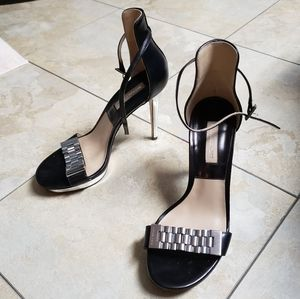 Michael Kors Collection Watch Band Heels 37